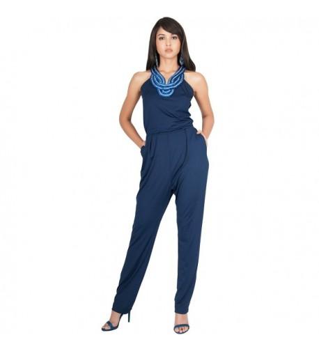 359e3d8bfbf Women s Casual Strap Striped Long Pants Jumpsuit Romper Sleeveless ...
