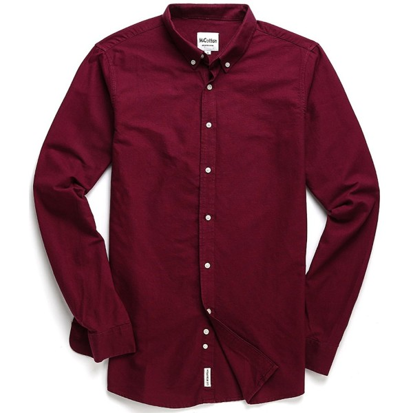 Mocotono Oxford Sleeve Button X Large