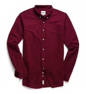 Mocotono Oxford Sleeve Button X Large