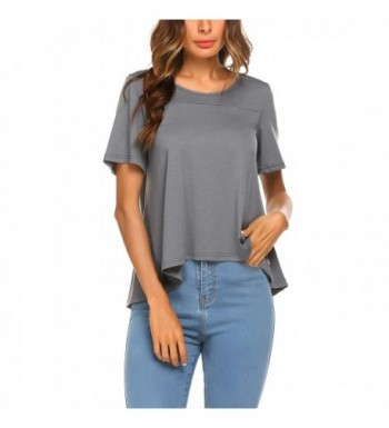ELESOL Womens Fitting Sleeve Shirts