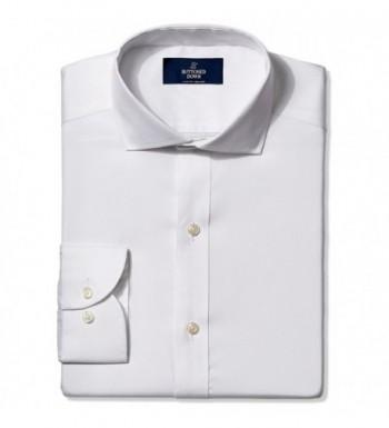 Buttoned Down Cutaway Collar Non Iron Pocket