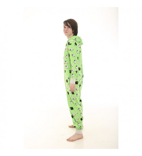 Funzee Footed Pajamas Onesie Jumpsuit