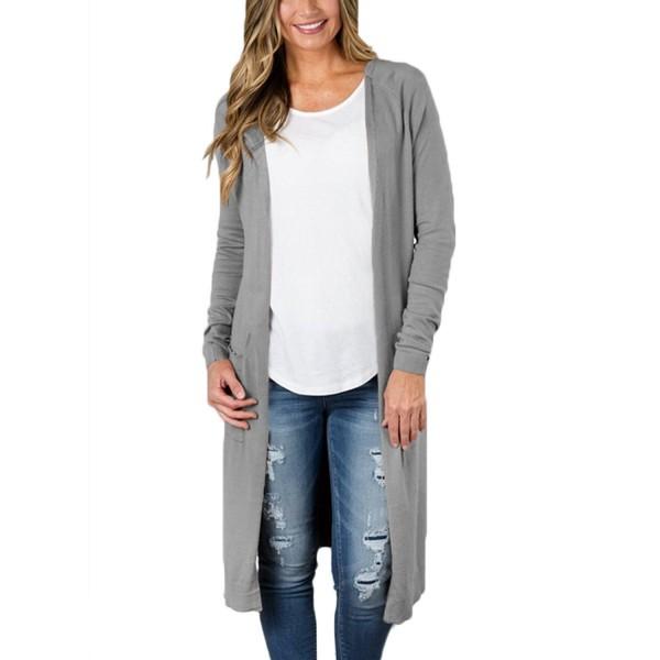 FIYOTE Cardigan Sweater Pockets X Large