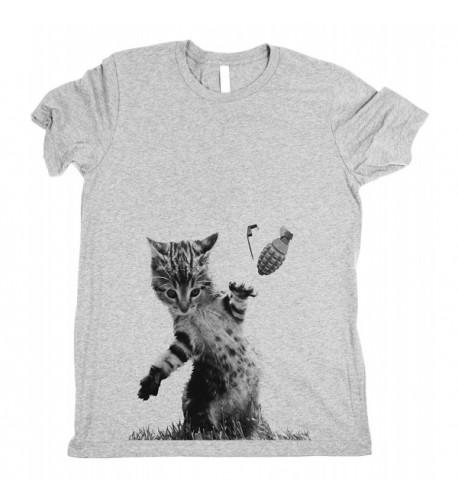 Catastrophe Graphic T Shirt Medium Athletic
