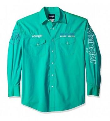 Wrangler Western Sleeve Front Shirt