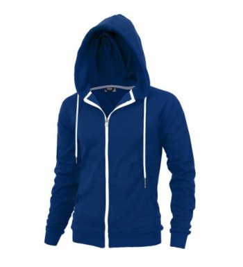 Delight Fashion Full Zip Hoodie X Large
