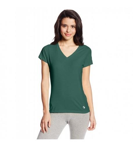 Soffe Womens Sweat Green Large