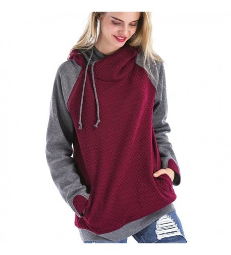 Stjubileens Jubileens Sweatshirt Spliced Pullover