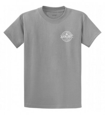 Koloa 2 Sided Thruster Cotton T Shirt MediumGrey