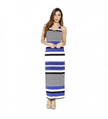 a9927742e96 Racerback Maxi Dress Summer Dresses For Juniors - Black   Royal ...