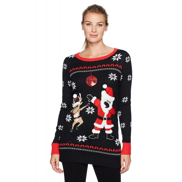 Blizzard Bay Womens Reindeer Dabbing