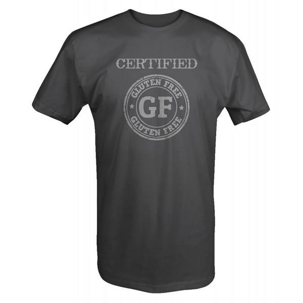 Certified Gluten Free Celiac shirt