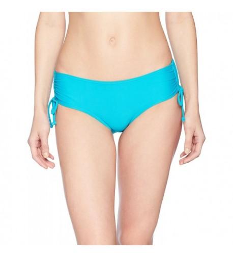 Coastal Blue Womens Swimwear Drawstring