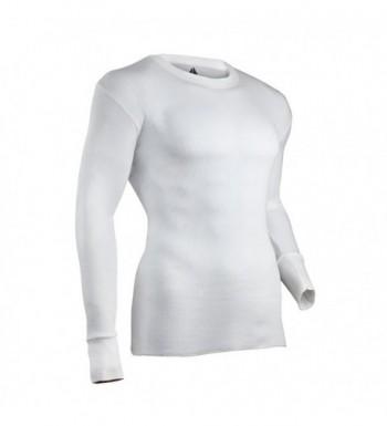 Indera Cotton Thermal Underwear White