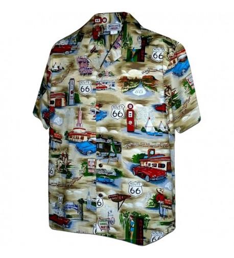 Route Street America Shirt 410 3812