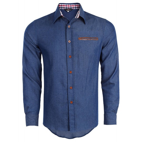 PAUL JONES Lightweight Summer Button up