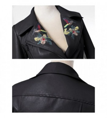 Women's Leather Coats Outlet Online
