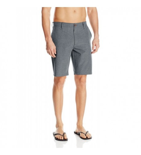 RVCA Benefits Hybrid Short Black