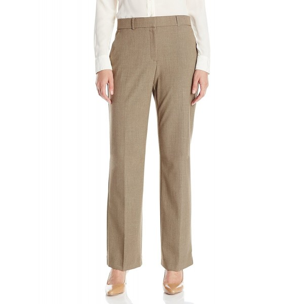 Napa Valley Straight Trouser Heather