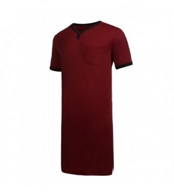 2018 New Men's Sleepwear Outlet Online
