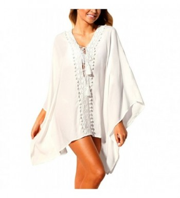 Cheap Real Women's Swimsuit Cover Ups