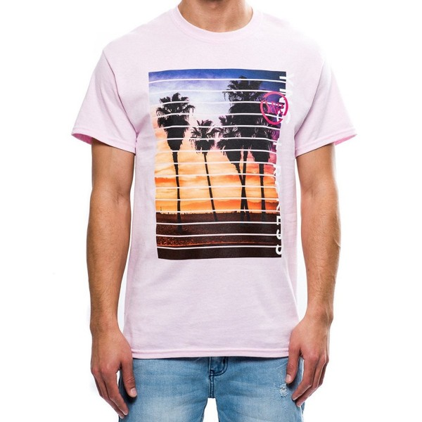 Young Reckless Coastline Tee Graphic
