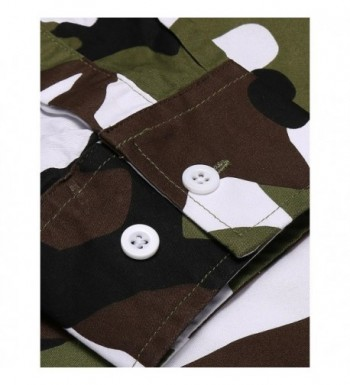 c02d6438a9f Available. Coofandy Button Shirts Sleeve Medium  Cheap Real Men s Casual  Button-Down ...