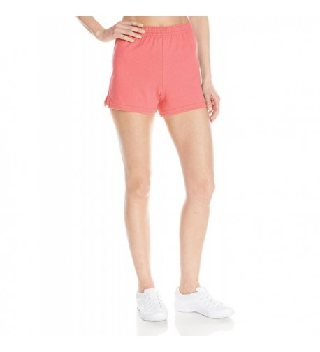 Soffe Womens Short Strawberry Large