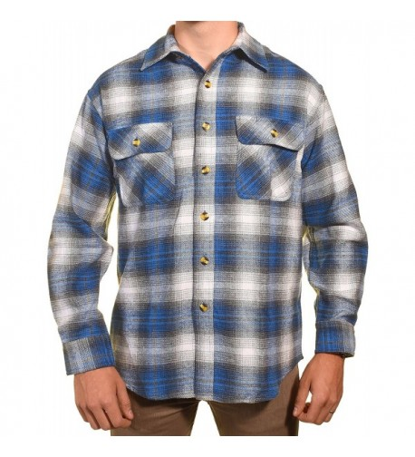 Sports Afield Flannel Highland X Large