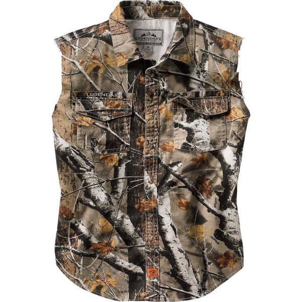 Legendary Whitetails Countryboy Shirt Field