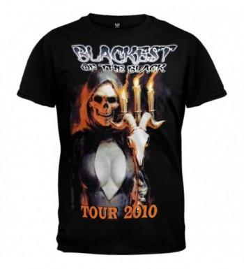 Danzig Blackest Black T Shirt 2X Large