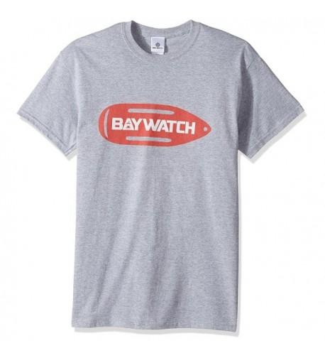 Baywatch Lifesaver T Shirt Sport Large