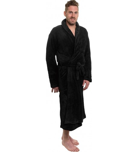 Ross Michaels Collar Kimono Bathrobe