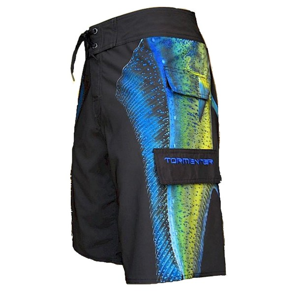 Tormenter Mens Side Boardshorts Mahi