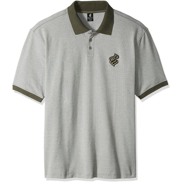 Rocawear Mens Side Line Polo
