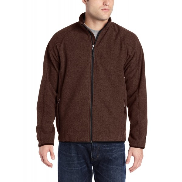 White Sierra Cloud Jacket Coffee