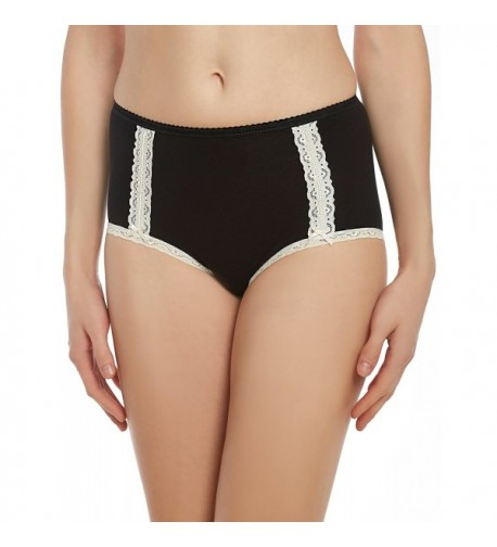 Style Collection Panty Brief Black