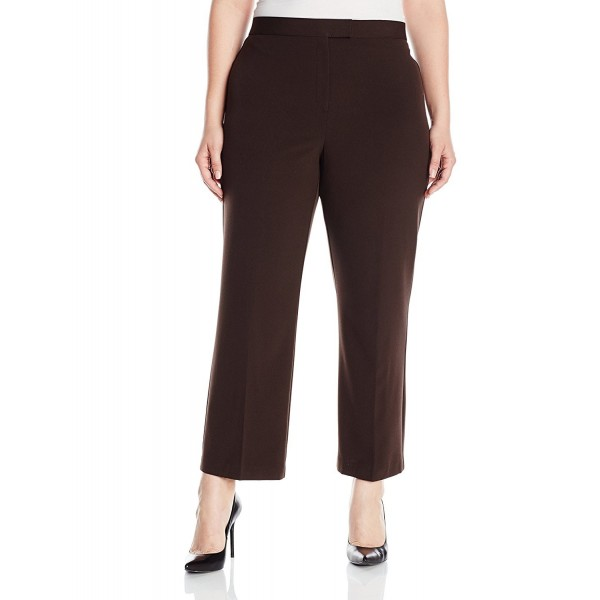 Napa Valley Straight Pant Short Espresso