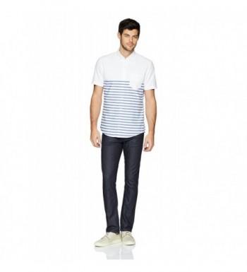 Brand Original Men's Casual Button-Down Shirts