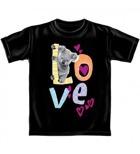 Koala Bear Love Adult Shirt
