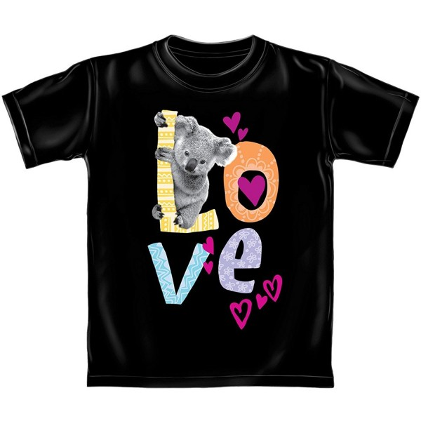 Koala Bear Love Adult Shirt
