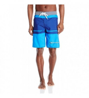 Budweiser Light Stripe Stretch Boardshort