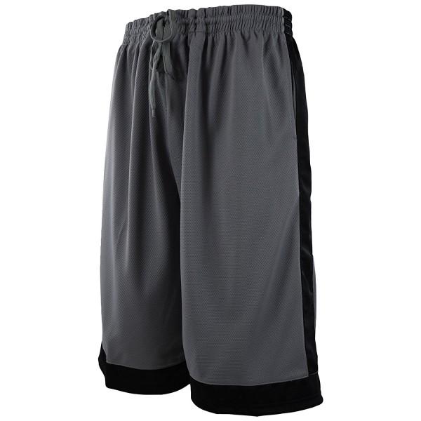 Basketball Training Drawstring 309 Grey Black