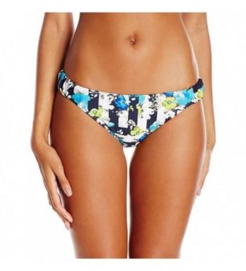Panache Womens gather Bikini Bottom