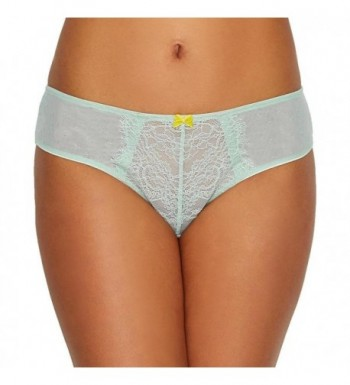 Cleo Panache Piper Brief Turquoise