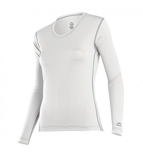 ColdPruf Womens Premium Performance White
