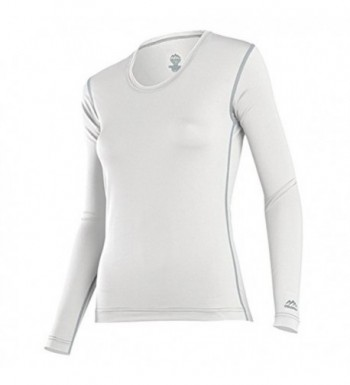 ColdPruf Womens Premium Performance White