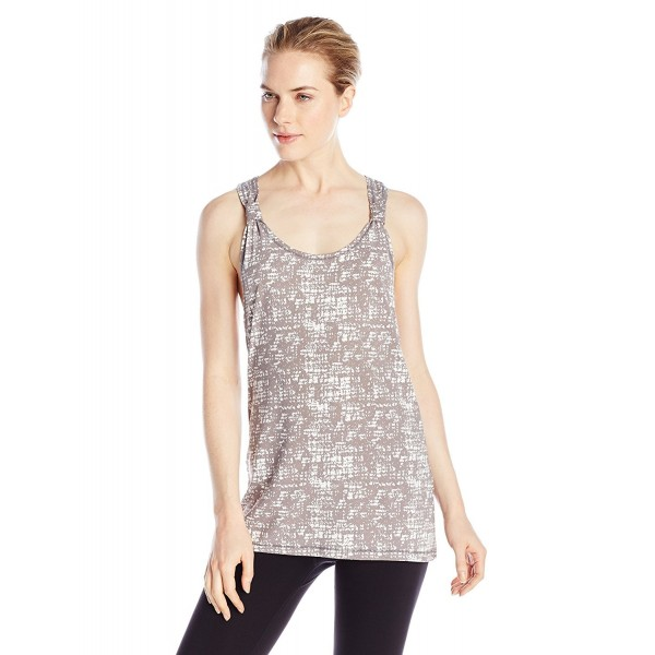 Threads Thought Womens Crosshatch Titanium