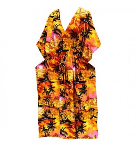 Leela Printed Maternity Hawaiian Swimwear