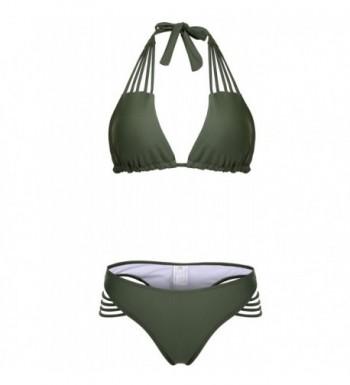 c445133c7a Available. Ekouaer Womens Swimsuits Bandeau Bathing; Cheap Designer Women's  Bikini Sets ...